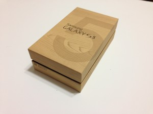 Samsung Galaxy S5 Box