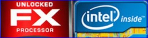 Amd vs. Intel processing power