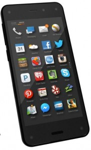 Fire Phone by Amazon