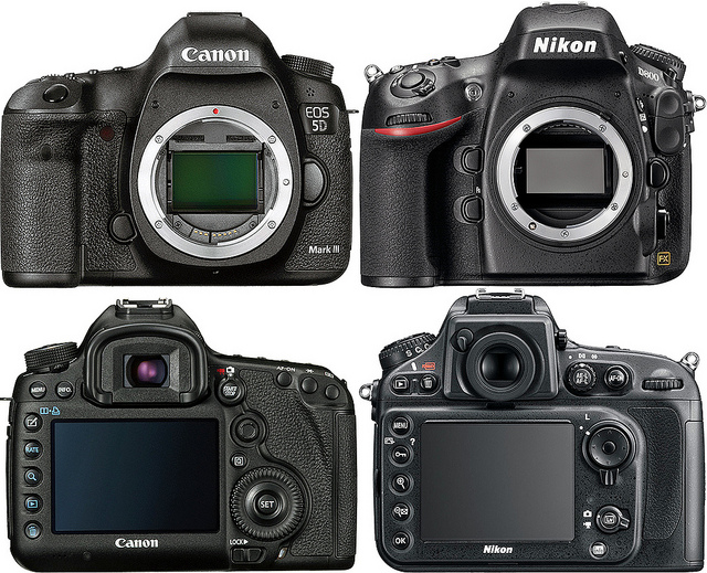 But Is There Really A Significant Difference That Makes One Brand Better Than The Other Or It All Matter Of Taste Both Nikon And Canon Companies Are