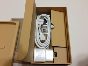 Galaxy S5 USB Cable, Headphoens and AC Adapter