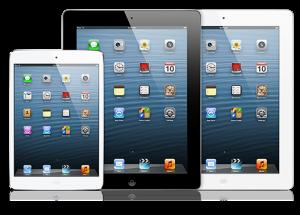 older IPad vs. new Ipad